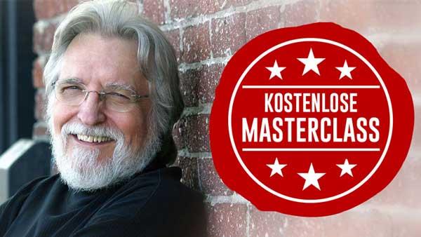Neale Donald Walsch - kostenfreie Masterclass