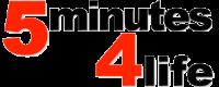 5minutes4life Logo
